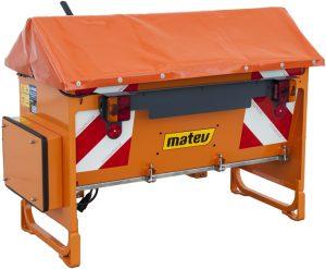 Dispozitiv de imprastiat nisip si sare Matev model SPR H/M 80/100/120
