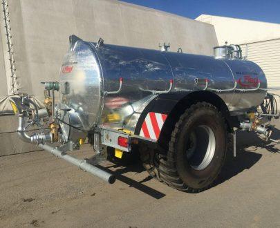 Cisternă vidanjă monoax VFW 10600