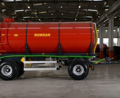 Cisterna de apa Romsan model R120CTK