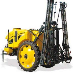 Masina de erbicidat Caffini model Starter HBM