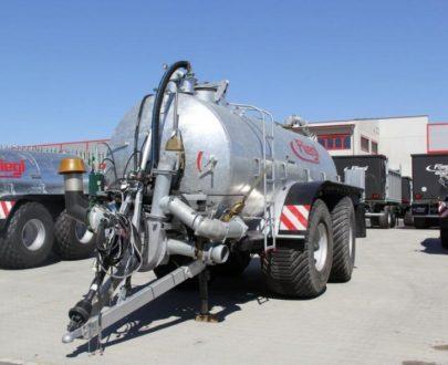 Cisternă vidanjă cu 2 axe VFW 16000 (tandem)