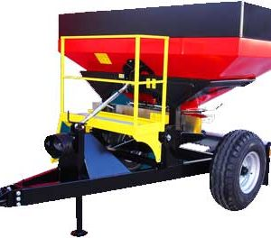 Masina de imprastiat ingrasaminte / material antiderapant Cosmo model RX-T