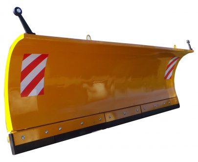 Lama de zapada pentru buldoexcavator Zagroda