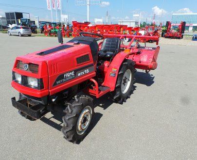 Tractor Second Hand Mitsubishi model MTX 15