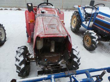 NEREVIZUIT - Tractor second hand