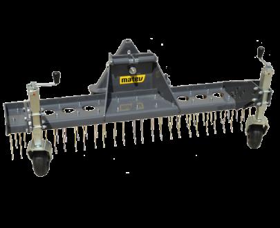 Scarificator iarba Matev model SCA-M 130