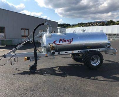Cisternă vidanjă monoax VFW 3000