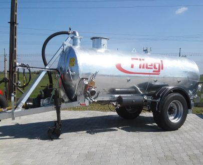 Cisternă vidanjă monoax VFW 6200