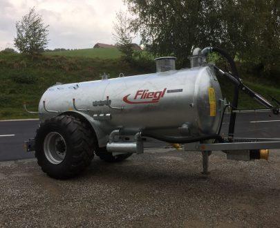 Cisternă vidanjă monoax VFW 7500