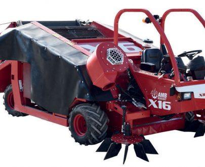Masina de recoltat/cules AMB Rousset model X16