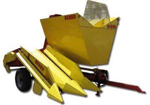 Culegator porumb pe 2 randuri Berko model 025