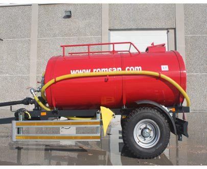 Cisterna de apa Romsan model R30TTK
