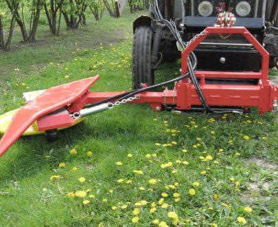 Masina rotativa de taiat si tocat sub arbori Jagoda model LUCEK