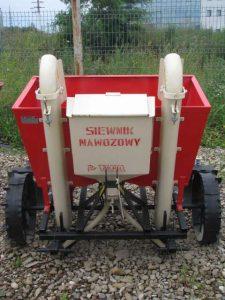 Masina de plantat cartofi Akpil model Planter