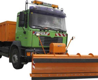 Lama de zapada autocamion Samasz model PSS Safe