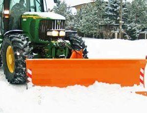 Lama de zapada tractor Samasz model SC