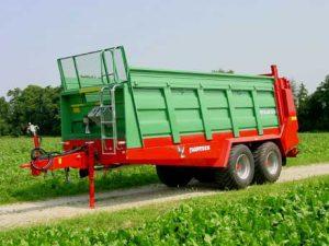 gunoi Farmtech model Megafex 1700