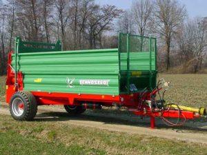 gunoi Farmtech model Minifex 550