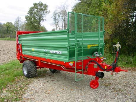 gunoi Farmtech model Superfex 700