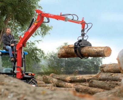 Incarcator forestier Daniele & Giraudo model DG180F