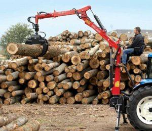 Incarcator forestier Daniele & Giraudo model DG280F