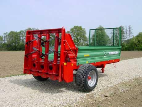 gunoi Farmtech model Minifex 500