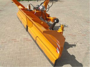 Lama de zapada tractor Samasz model AlpS