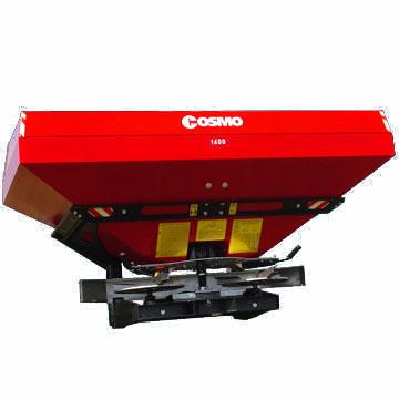 Masina de imprastiat ingrasaminte Cosmo model RX