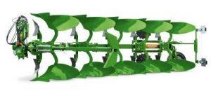Plug reversibil AMAZONE XMS 950 - 5 trupiţe