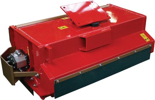 Tocatoare pentru buldoexcavator Becchio Mandrile model CH