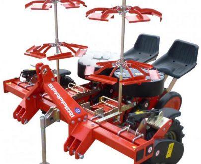 Masina de plantat Spapperi Twindrive / Dubla-actionare