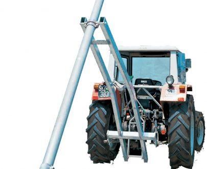 Mixer dejectii pentru tractor Bauer model MTX 600 / MTX 750